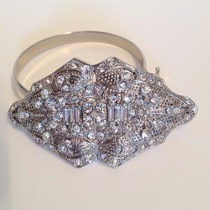 Vintage reproduction bracelet 40s Hollywood era